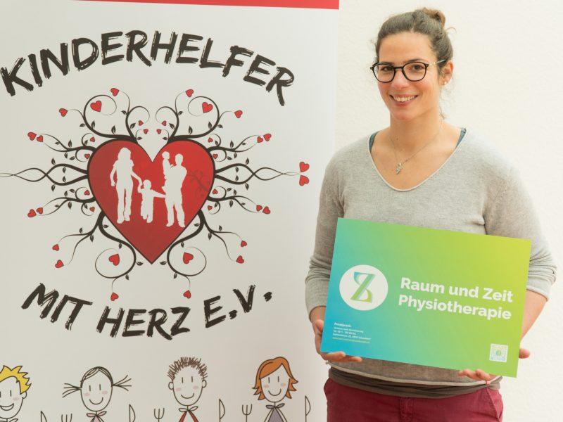 Wir unterstützen Kinderhelfer mit Herz e.V.