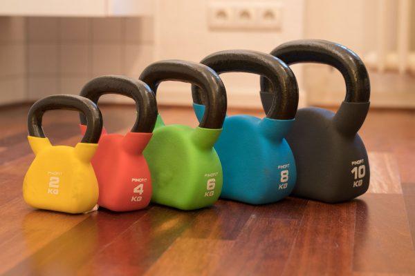 Der Einsatz neuester Geräte stärkt Ihren ganzen Körper